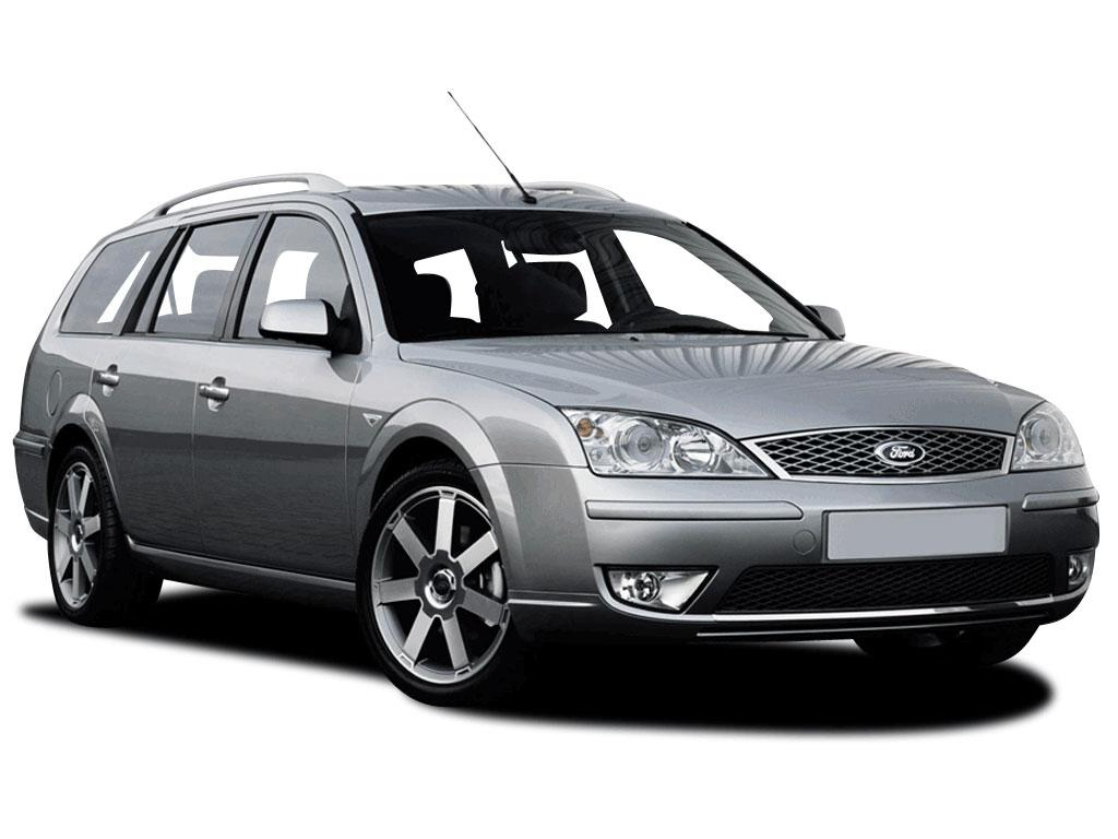 Ford Mondeo Estate 2
