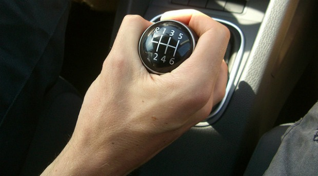 Shift Gears on a Manual Transmission 2