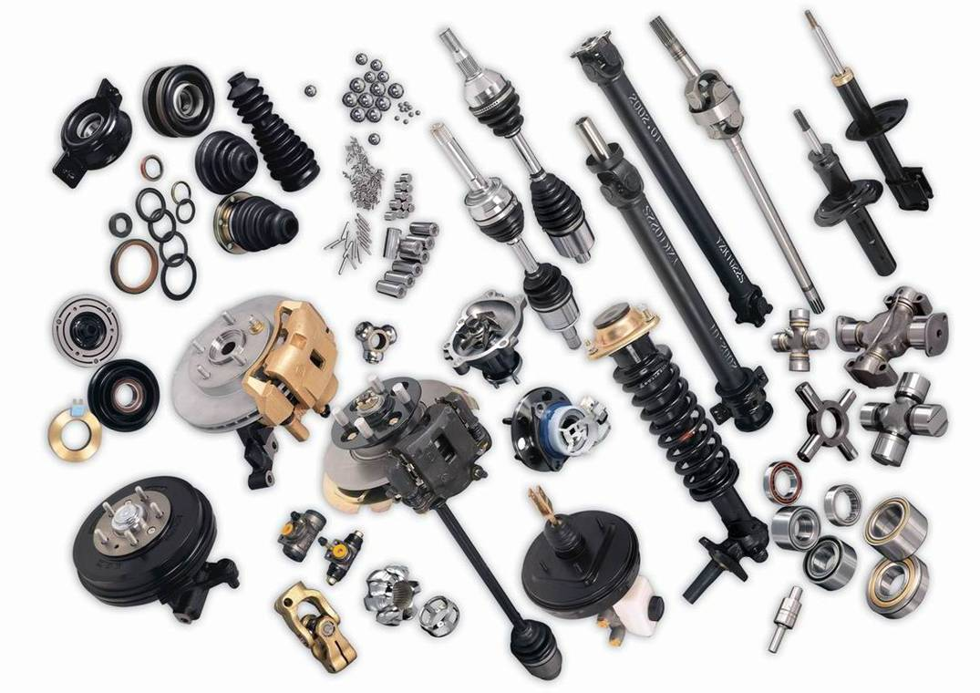 Posts related to How to Choose Car Spare Parts