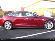 Tesla S - Electric Car
