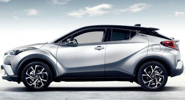 2017 Toyota C-HR Price, Engines, Features