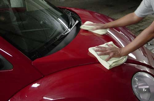 clean and wax your car 2
