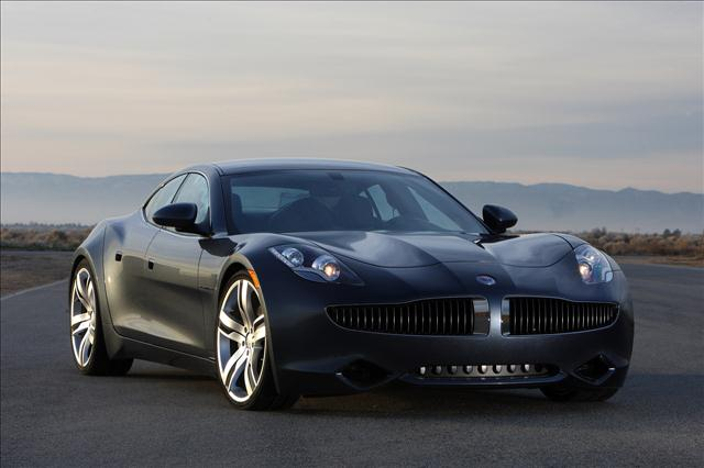 Fisker Automotive is having financial issues 2