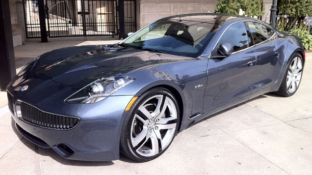 Fisker Automotive is having financial issues