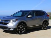 2017 Honda CR-V Styling and Performance