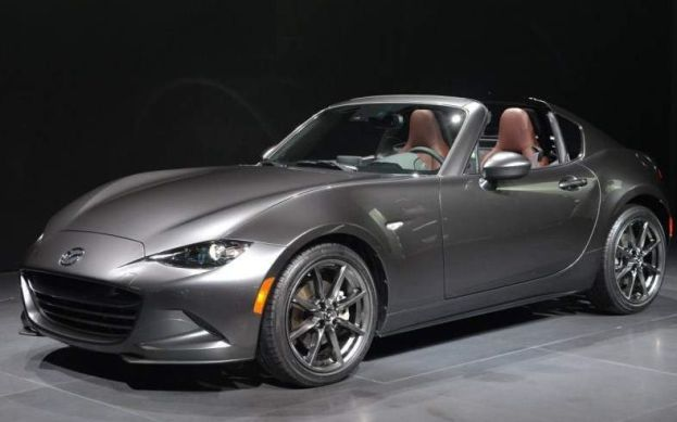 2017 Mazda MX-5 Exterior, Interior, Performance