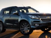 Chevrolet Trailblazer Design, Interior, and Features